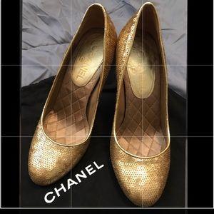 ❤️❤️ 💯 Authentic CHANEL shoes 👠 ❤️❤️